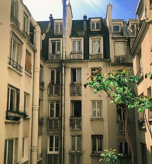19eme arrondissement Paris Sentier de grande randonnée