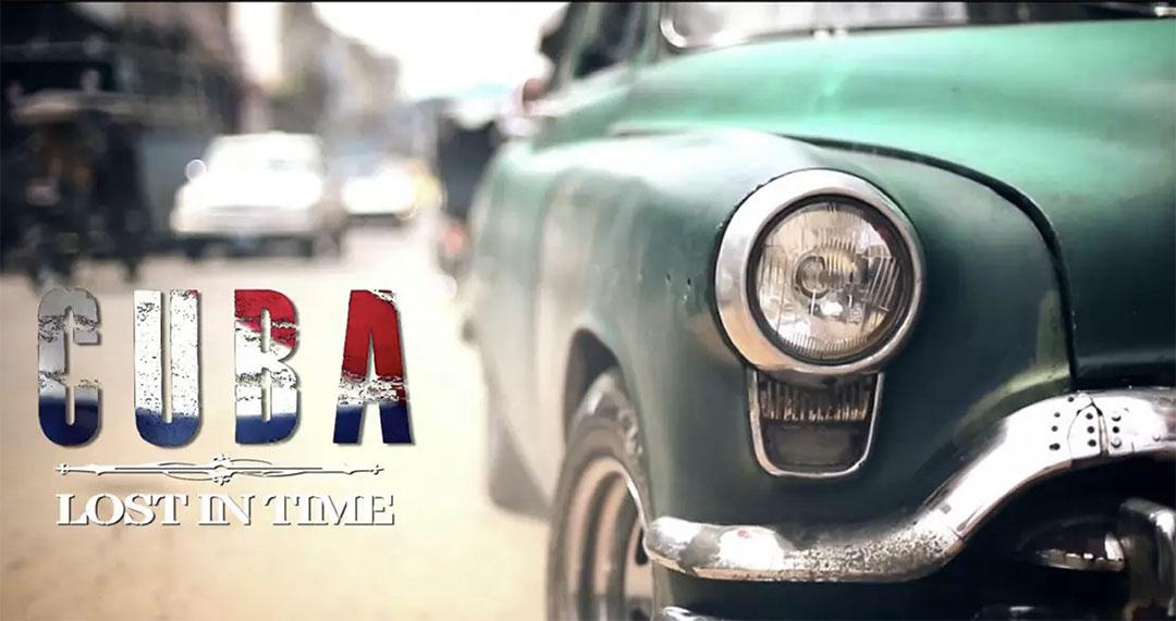 Cuba La havane voiture lost in time