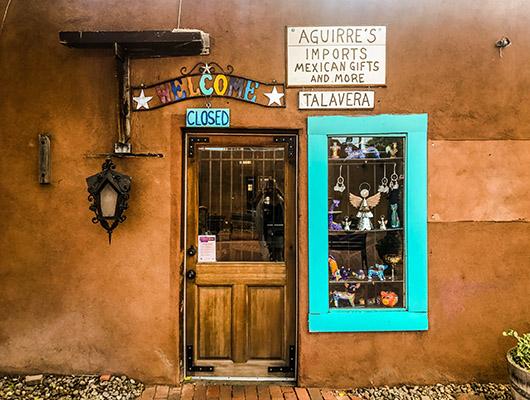 Albuquerque old town nouveau mexique