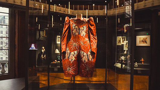 Bibliothèque Richelieu BNF Paris Arts du spectacle
