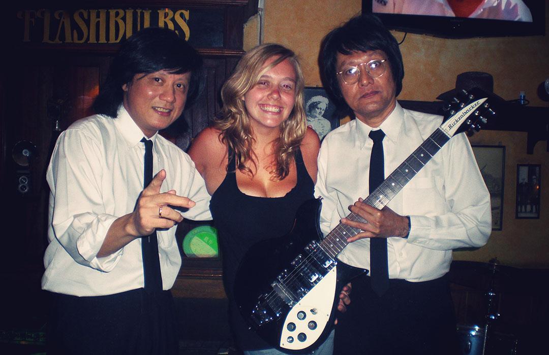 Beatles pub bangkok thailande