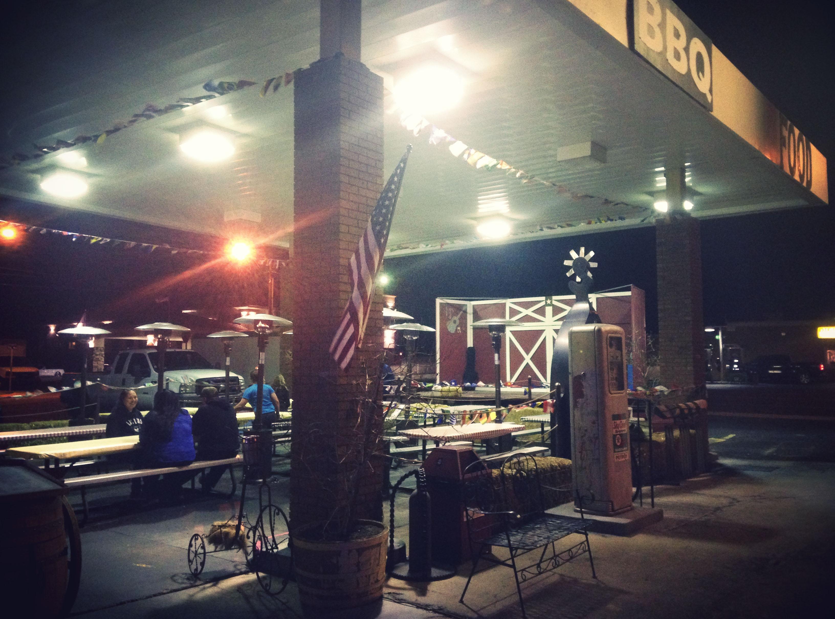 Big John's Texas BBQ USA Arizona Page Lake Powell