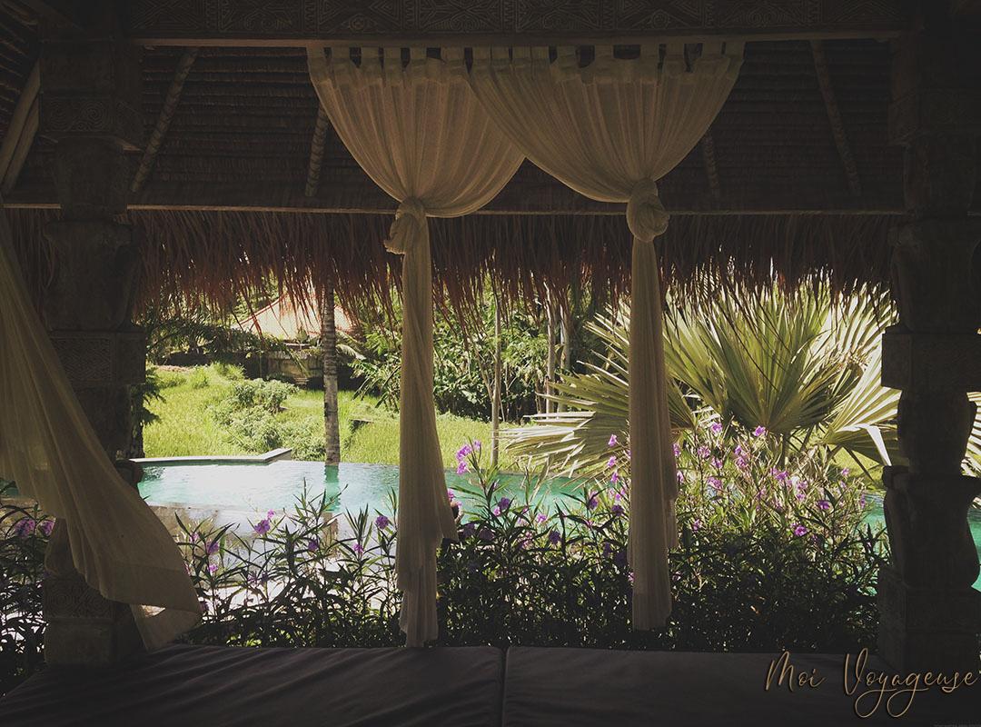 Blue Karma Resort Ubud Bali Swimming pool hotel honeymoon