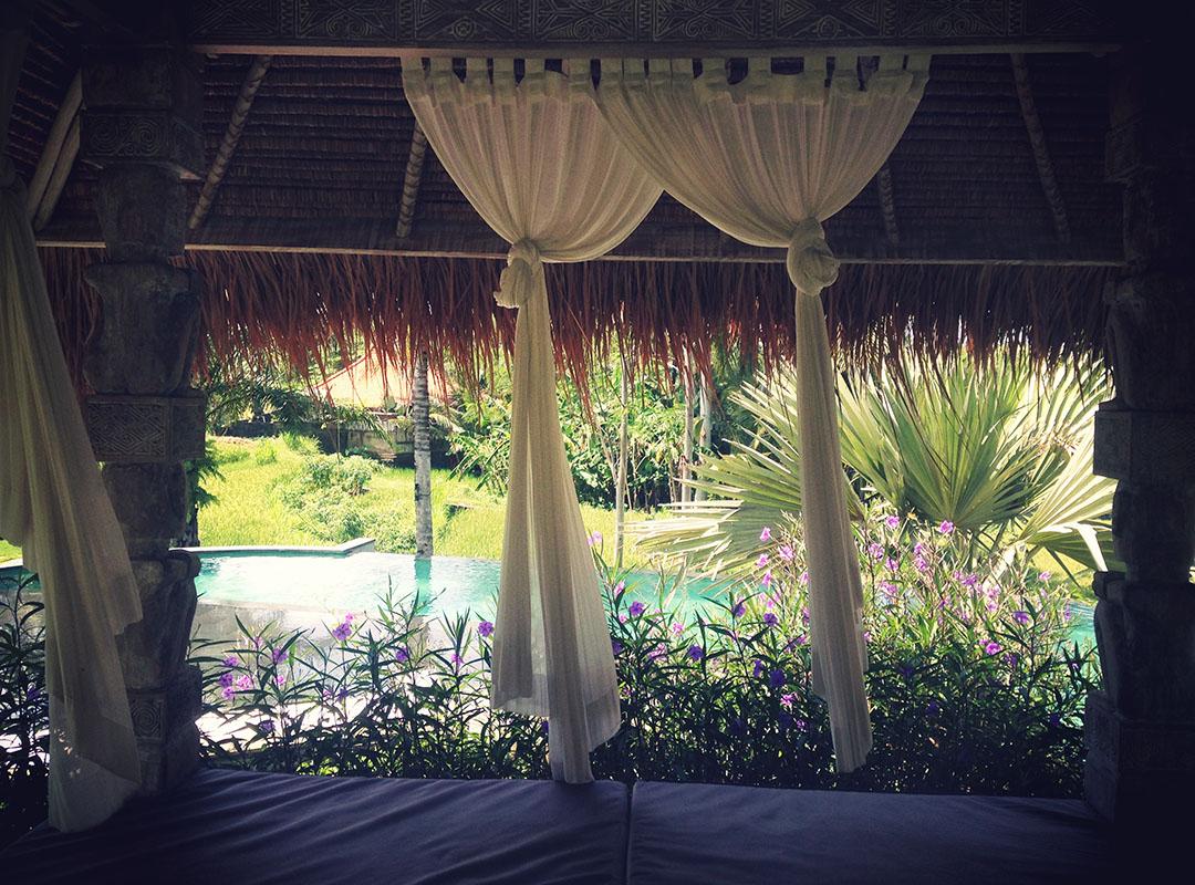 Blue Karma Resort Ubud Bali Swimming pool