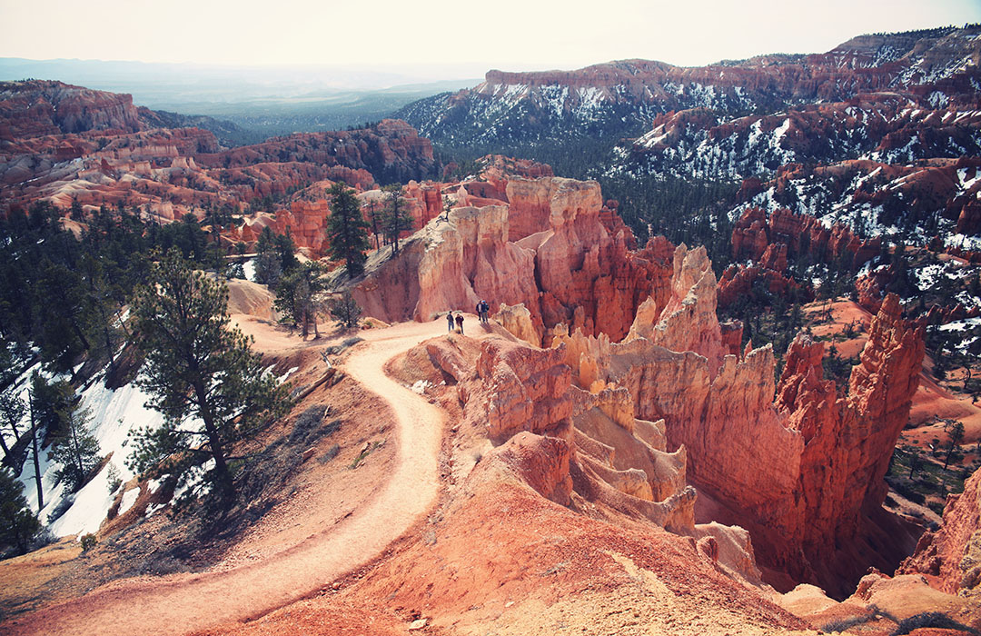 Bryce Canyon National park Utah road trip USA