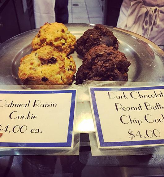 Cookies Levain Bakery Dessert Food New York
