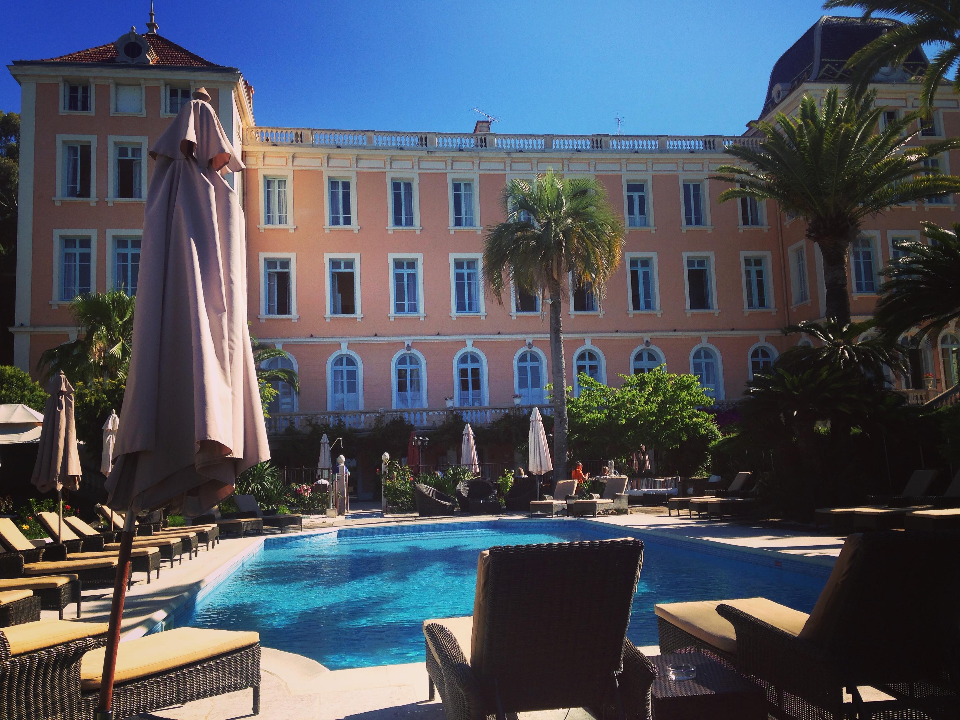 La croix valmer hotel l'orangeraie piscine var france