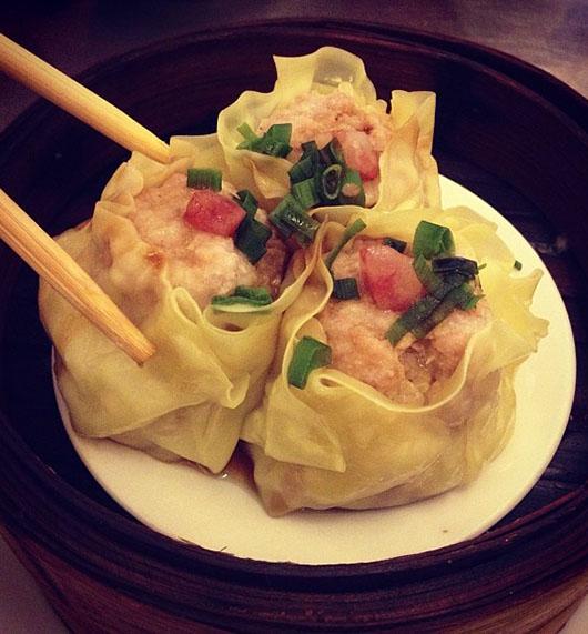 Dim Sum restaurant nourriture hanoi vietnam