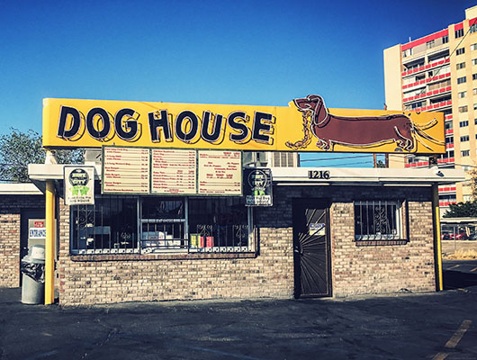 Breaking bad tour Albuquerque lieux de tournage  dog house