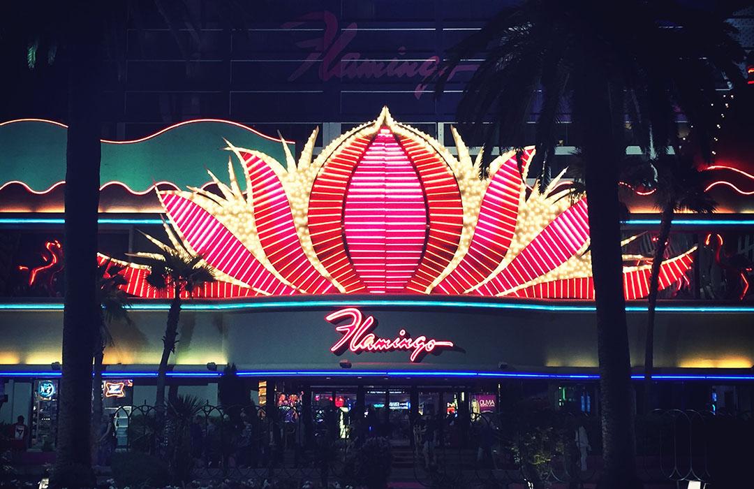 Flamingo Hotel Casino Las Vegas Nevada Strip