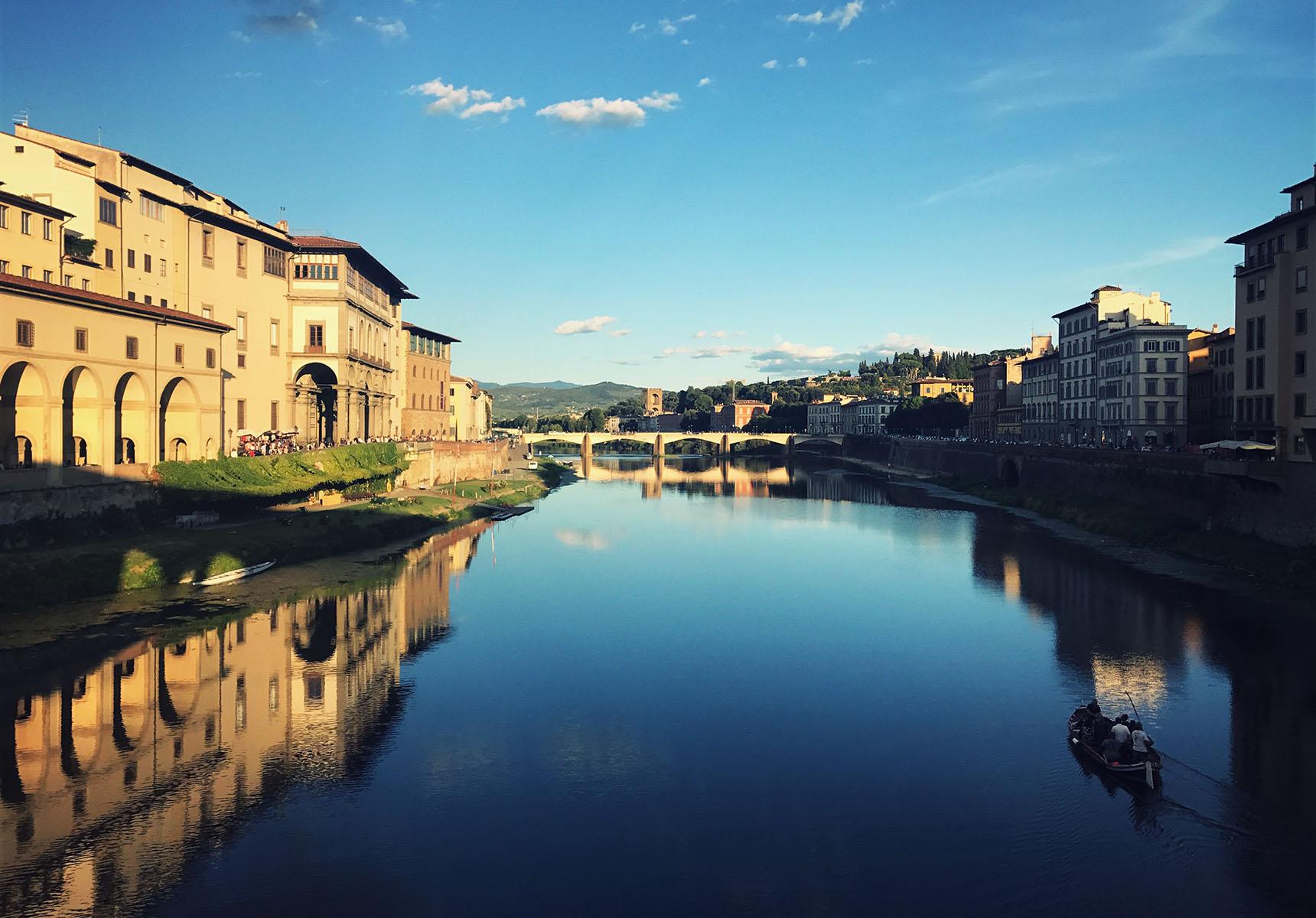 Florence Firenze Italie Toscane Arno