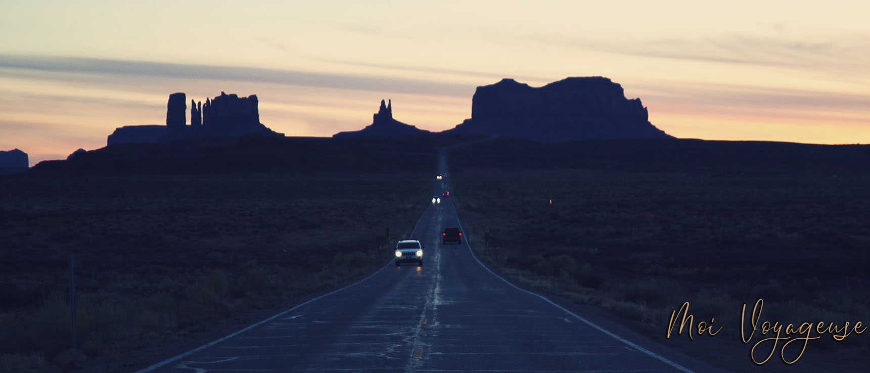 Monument Valley Arizona Road Trip USA forrest gump route US 163