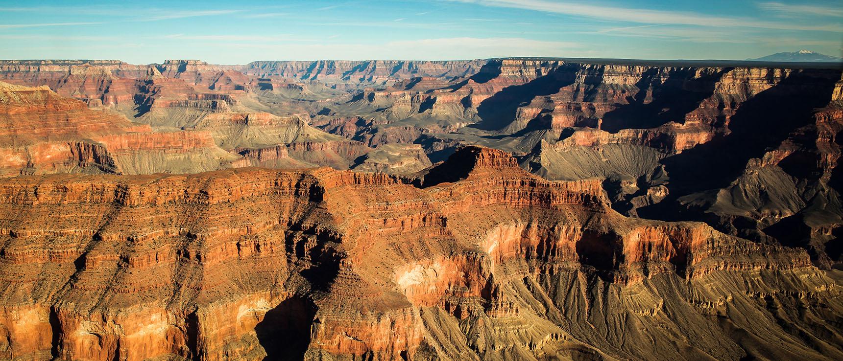 Grand Canyon National Park Arizona USA Road trip helicoptere