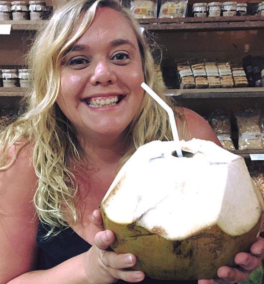 Heloise moi voyageuse coconut