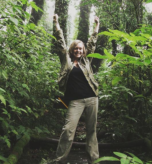 Heloise moi voyageuse jungle doi inthanon thailande