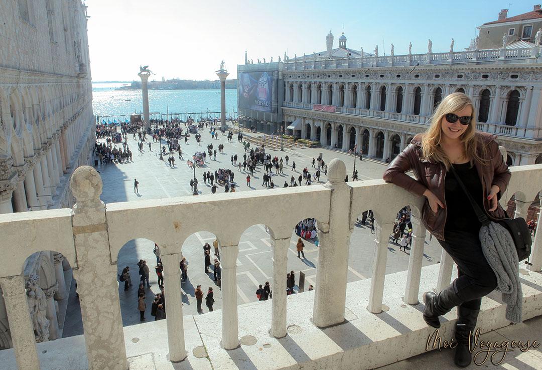 Heloise Moi voyageuse basilique san marco