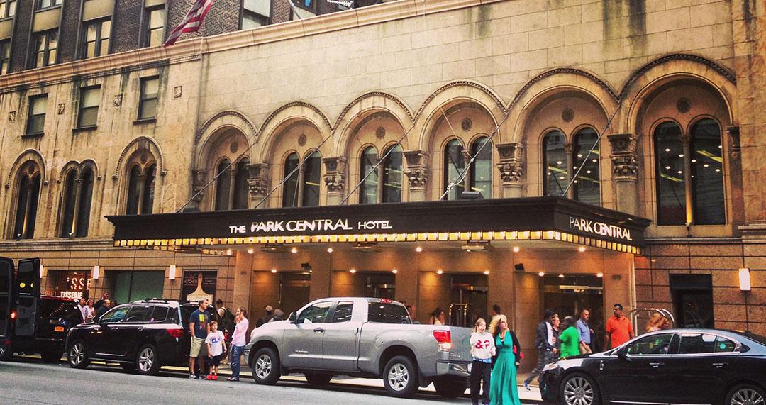 Hotel Park Central New York Manhattan Tourisme