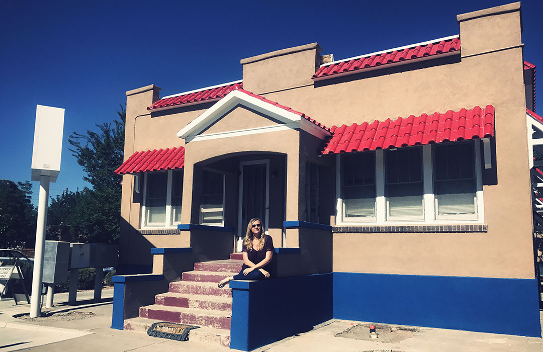 Breaking bad tour Albuquerque lieux de tournage Jesse Jane maison