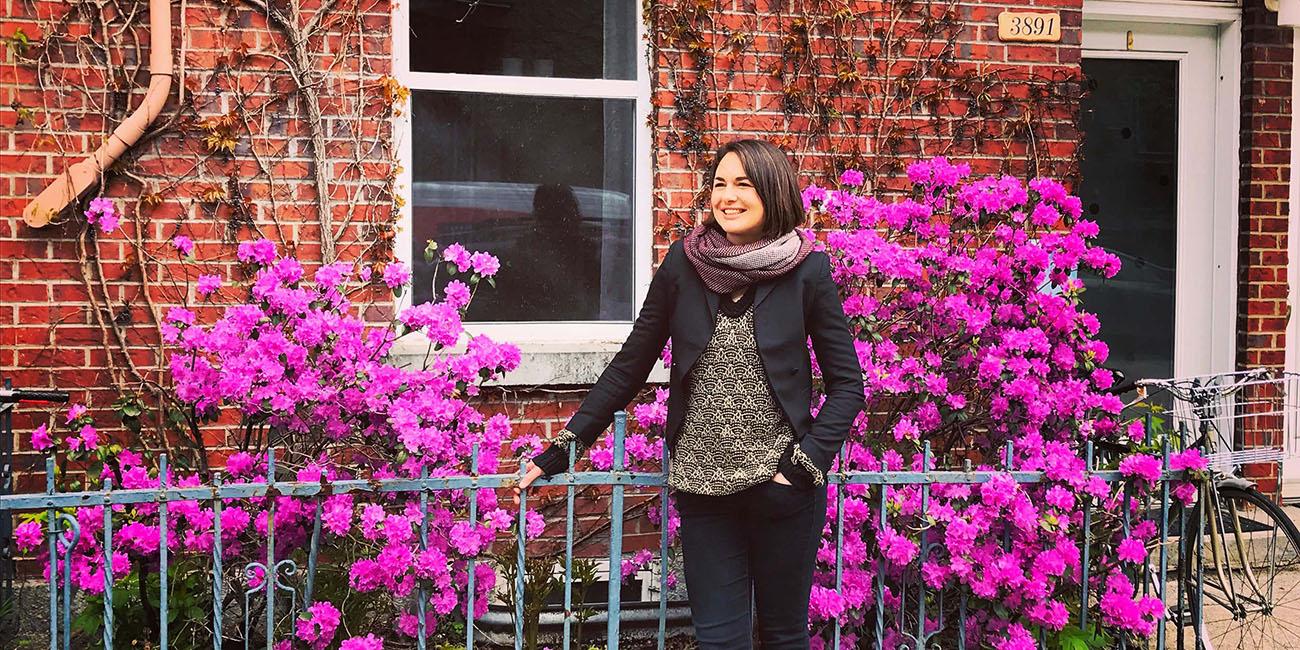 Justine Expatriée Française Montreal Canada Quebec Street Style Interview