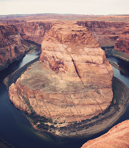 Horseshoe Bend Arizona USA
