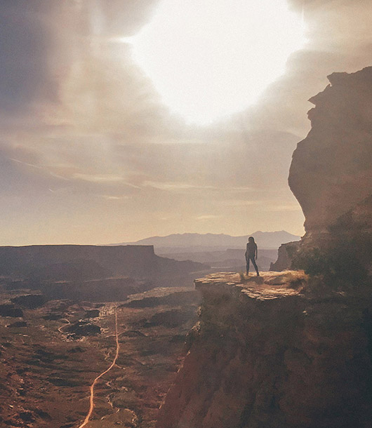 Canyonlands national park island in the sky utah moab usa road trip