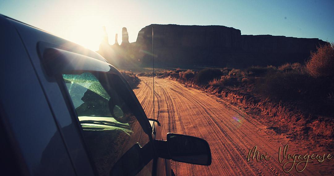 Monument Valley Arizona Road Trip USA navajo guide