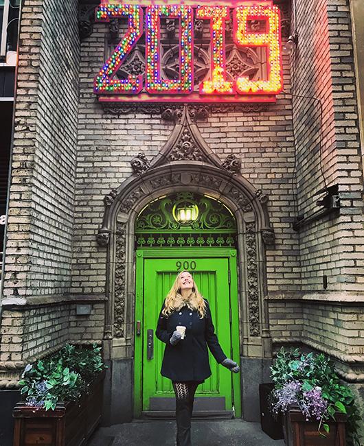 Noel à New York conseils blog voyage