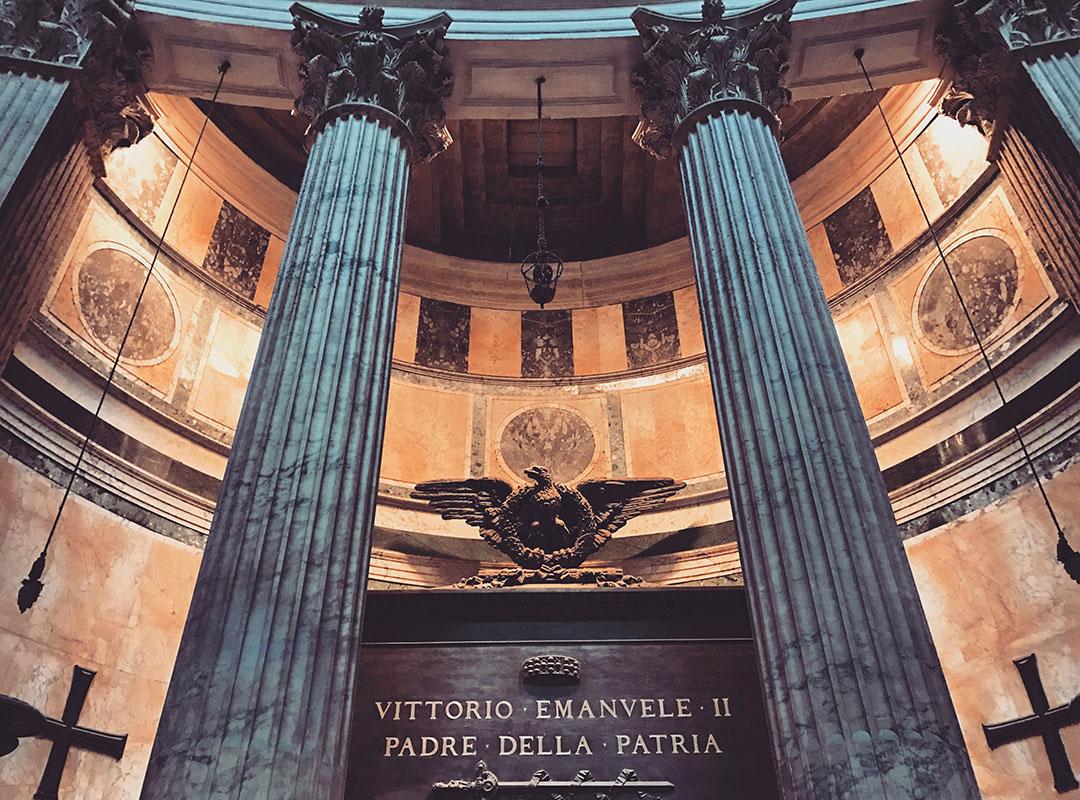Pantheon Roma Rome Italie Italy Italia