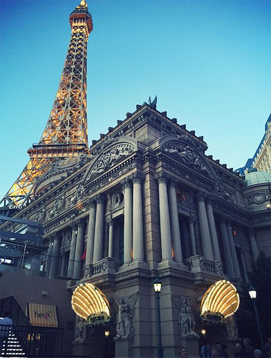 Paris Hotel Casino Las Vegas Nevada Strip