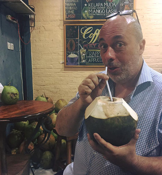 Coconut ubud bali