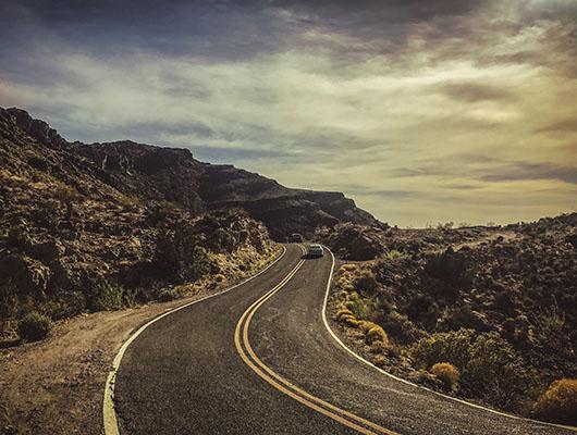 Oatman Arizona Road Trip Route 66 USA
