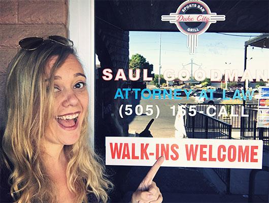 Breaking bad tour Albuquerque lieux de tournage saul goodman bureau better call saul