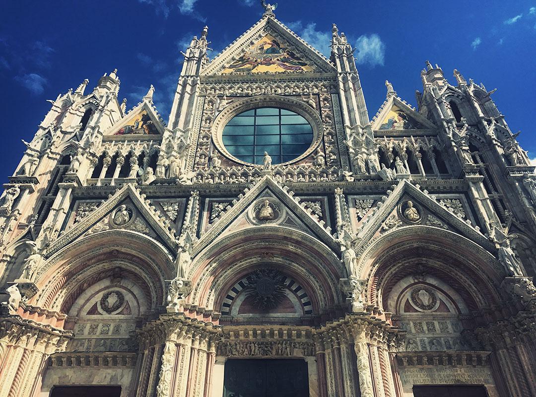 Sienne Toscane Italie