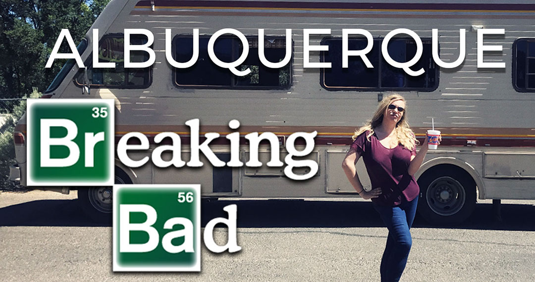 Breaking bad tour Albuquerque lieux de tournage video