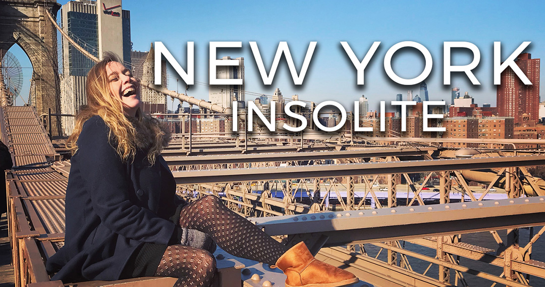 Video vlog blogueuse blogger travel voyage New York secret insolite