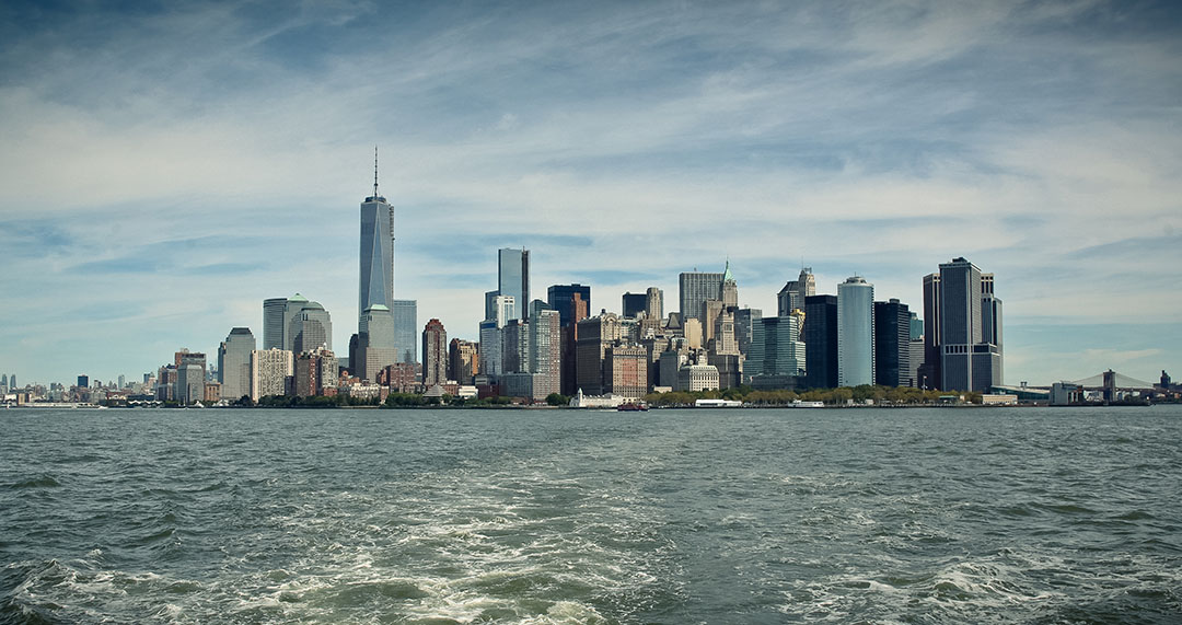 Video Summer in the city New York Manhattan tourisme voyage vacances