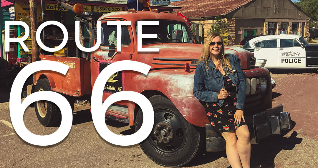 Route 66 Seligman Arizona Road Trip USA