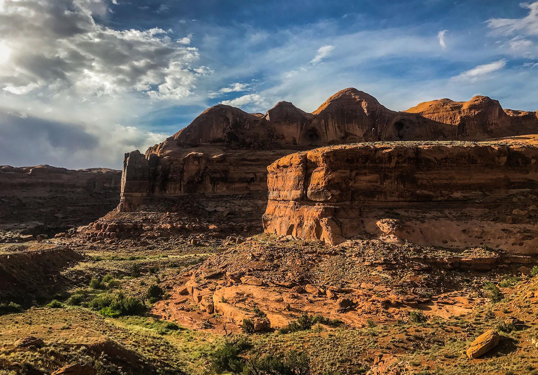 corona arch trail moab utah road trip usa