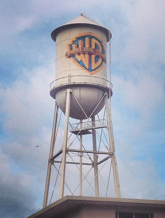 Warner bros studios hollywood los angeles california