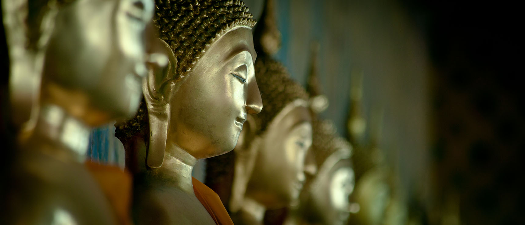 Temple bouddha bangkok thailande