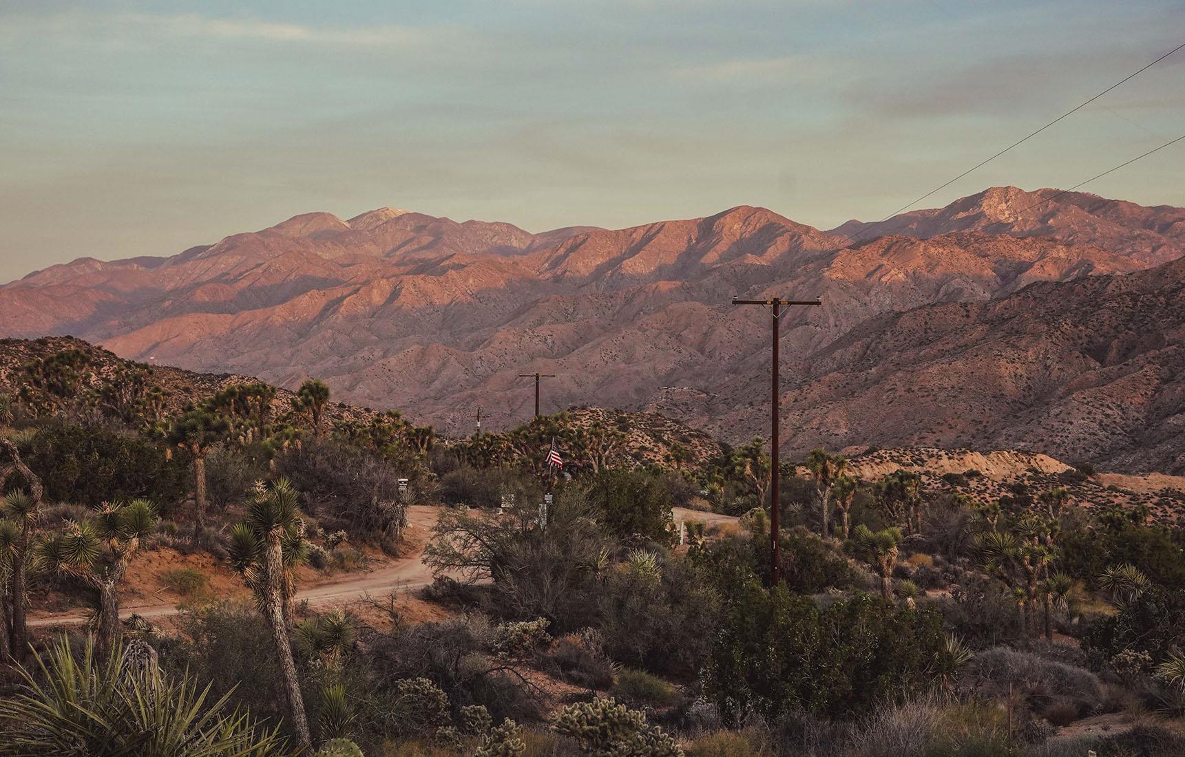 Joshua Tree National Park California Road Trip USA Airbnb Airstream camping Yucca Valley